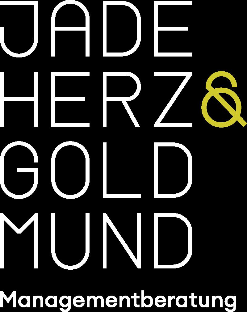 Jadeherz & Goldmund Logo